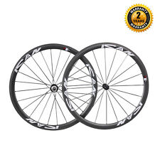 Superlight Carbon Tubular Wheelset 38mm Deep 23mm Wide for Road Bicycle