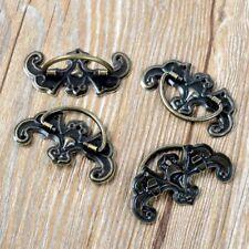 Dresser Drawer Wooden Box Vintage Style Bat Shaped Pull Handle 43x23mm 50pcs