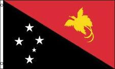 PAPUA NEW GUINEA FLAG 5' x 3' Papa Guinean Flags PNG Niugini
