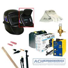 GYSMI 131 E-Hand Inverter Elektrode 130A GYS 016750 Schweissgerät inkl. Brenner
