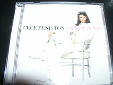 Cece Ce Ce Peniston I'm Movin' Moving  On (Album) CD - Like New