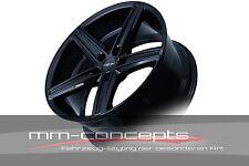 20 Zoll Oxigin 18 Concave Felgen 9x20 et15 5x120 Schwarz für BMW Performance e60