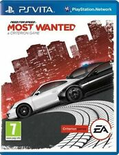 Need For Speed Most Wanted PS Vita For PAL PS Vita (New & Sealed)
