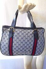 Vintage Gucci Monogram Handbag