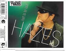 ANDRE HAZES - Het is te laat (Disco La Passione) CDM 3TR Holland 2003 RARE!!