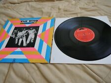 The Who Startrack vol.2  LP