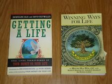 Winning Ways For Life-Maung HLA Win & Getting a Life-Joe Dominguez/Vicki Robin