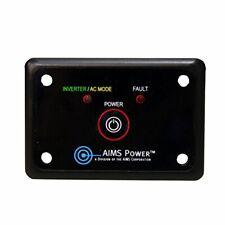 Vise Power Remotehf Montage encastré Power Inverter avec interrupteur on/off