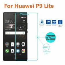 Two Tempered Glass Screen Protector Premium Protection for Huawei P9 Lite