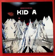 "Radiohead Kid A double 10"" LP near mint vinyl 2012 reissue"