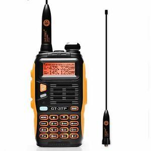 FR Baofeng GT-3TP Tri-power puissance 1/4/8W 136-174/400-520MHz Talkie Walkie