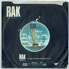 "MUD - 3 x 7"" - Dynamite / Lean On Me / Drift Away. Rak, Private Stock, RCA. UK"