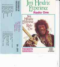 K7 AUDIO (TAPE)  JIMI HENDRIX EXPERIENCE *RADIO ONE*   (MADE IN JAPAN)