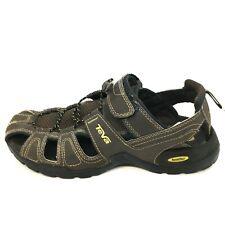 TEVA Forebay Brown Sport Hiking Sandals ShocPad 1001116 Mens Size 9