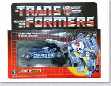 Transformers G1 Mirage reissue brand new Gift  KO ACTION FIGURE  KIDS TOYS