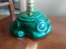 Large Atlantic Mold BASE only for Ceramic Christmas Tree GREEN Music Ready 1977