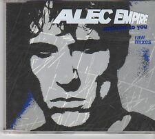 (EW347) Alec Empire, Addicted To You (Raw Mix) - 2002 CD