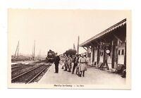Mailly Le Camp - La Bahnhof (A4817)