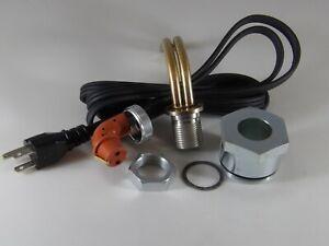 Engine Heater fits Volvo Trucks F6 w/TD60A, TD60B, TD60C Engs.