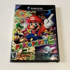 Mario Party 6 (Nintendo GameCube, 2004) (Tested, no manual)