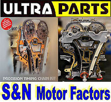 Timing Chain Kit - fits Peugeot - 307 308 407 508 607 807 - 2.0 HDi - TK102G