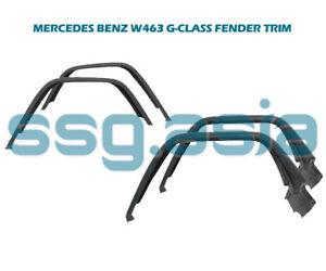 MERCEDES BENZ W463 G-CLASS FENDER TRIM