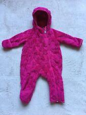 REI Toddler Girls' Warm, Winter Fleece, One-Piece Body Suit, Size 6 Months