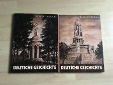 Zwei Sammelalben Deutsche Geschichte Band I & II von Dr. Albert Thümmel