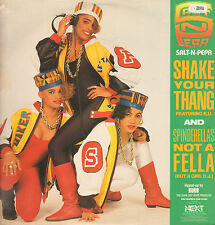 SALT N PEPA - Shake Your Thang / Spinderella's Not A Fella (But A Girl DJ)  Next
