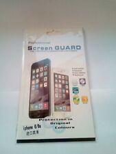 Pellicola Vetro Temperato per Iphone 6 6S 4.7 Protezione Schermo Antigraffio