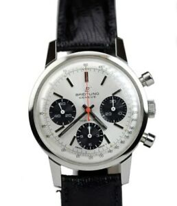 1964 Restored Breitling Top Time Chronograph, Reverse PandaDials, Vintage