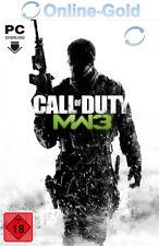 Call of Duty: Modern Warfare 3 Key - PC CoD 8 MW3 Download Spiel Code EU [UNCUT]