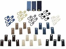 Adjustable Waistband Extenders: 53-Pack - Increases Shorts/Pants Waistbands