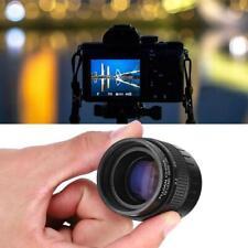 Fujian 35mm f/1.7 CCTV Lens C Mount for Micro 4/3 E-PM1 E-PM2 E-PL3 LF12 Camera