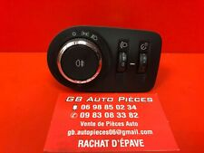 OPEL CORSA D COMMANDE BOUTON PHARE CLIGNOTANT REF 13310330