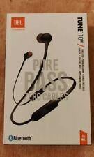 JBL Tune110 BT Wireless In-Ear Headphones Black. New.