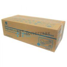 Konica Minolta Genuine Original Cyan Toner Cartridge TNP21C A0WG0HH 3700 Series