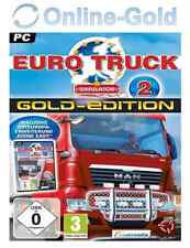 Euro Truck Simulator 2 Gold Edition Clé - Steam Carte - PC Jeu Code ETS2 - EU/FR