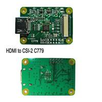 For Raspberry Pi 1080p 25fps HDMI To CSI-2 C779 Bridge Adapter Interface Module