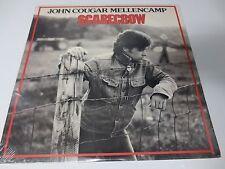 """JOHN COUGAR MELLENCAMP ~ SCARECROW 1985~12"""" SEALED LP RECORD"""