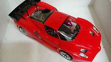 1:10 RC Nitro EXCRC Petrol Engine Red Ferrari On Road Car