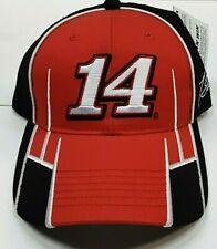 Tony Stewart #14 Nascar Red/Black Youth Element Hat