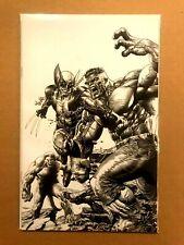 Return Of Wolverine Mico Suayan Sketch Variant