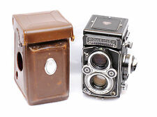 Rolleiflex 3.5F Model K4F1 early 1966 with Zeiss Opton PI 75mm f3.5 and case