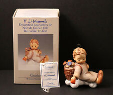 Hummel Goebel 1989 Second Edition Annual Ornament Love From Above #283