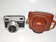 Vintage Werra By Zeiss Camera With Carl Zeiss Jena Lens In Great Condition