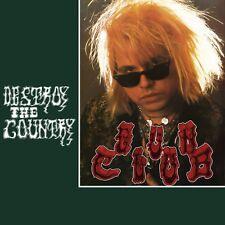 THE GUN CLUB - DESTROY THE COUNTRY  CD NEU