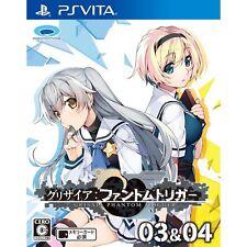 Grisaia Phantom Trigger 03 04 Grisaia PS Vita SONY Playstation JAPANESE VERSION