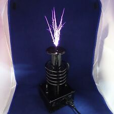 "Tesla coil 15 cm(5,9"") arc length safe and compact based on Katscher Brovina NEW"