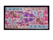garden outdoor wall art Hanging antique tapestry cotton rajasthan Traditional